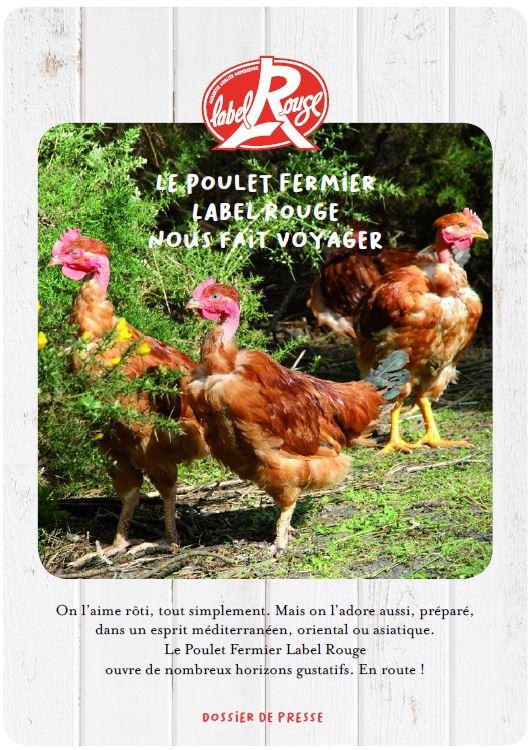 DP poulet 2018