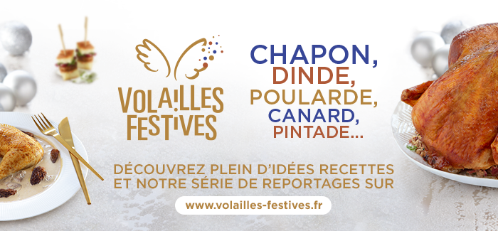 Campagne Volailles Festives 2021