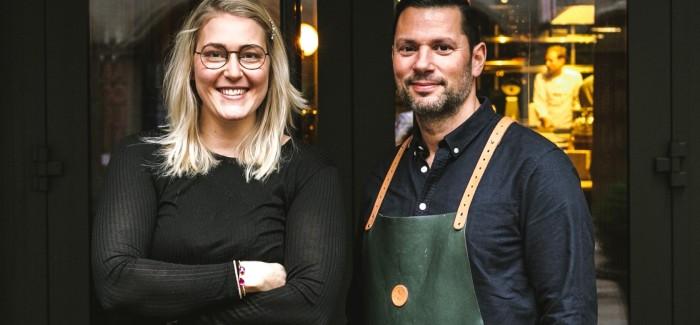 Live-matlagningskurs med Fanny Lindkvist och Danyel Couet